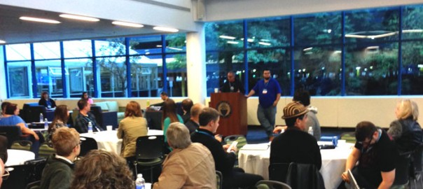 WordCamp Buffalo 2014 Opening